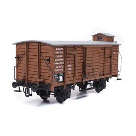 Occre 56002 Godsvagn med bromskur