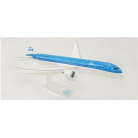 Herpa Wings 612845 Flygplan KLM Boeing 787-10 Dreamliner