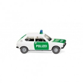 Wiking 03646 Police - VW Polo 1