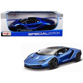 Maisto 31386 Lamborghini Centenario, blå