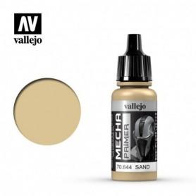 Vallejo 70644 Mecha Color 644 Sand Primer 17ml