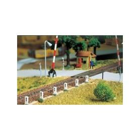 Brawa 2652 Distansposter för järnvägsövergång