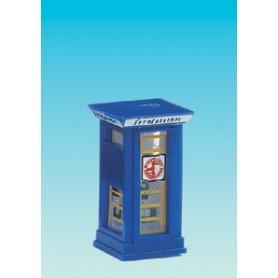 Brawa 4562 Telefonkiosk typ FH32 belyst