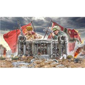 Italeri 6195 Battle for the Reichstag 1945 - BATTLE SET