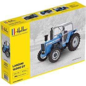 Heller 81403 Traktor LANDINI 16000 DT