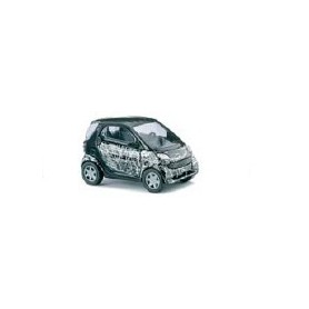 Busch 48996 Smart Fortwo »scratch black«