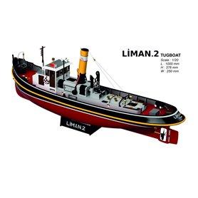 """Türkmodel 124 Bogserbåt """"Liman 2"""""""