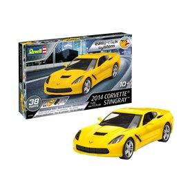 """Revell 07449 2014 Corvette® Stingray """"Easy Click System"""""""