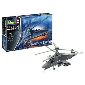 Revell 03889 Helikopter Kamov Ka-58 Stealth