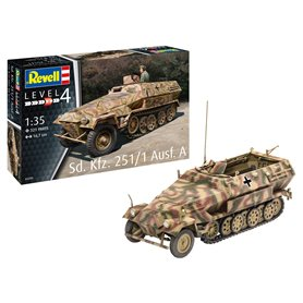 Revell 03295 Sd.Kfz. 251/1 Ausf.A