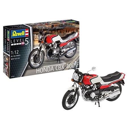 Revell 07939 Motorcykel Honda CBX 400 F