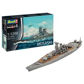 Revell 06822 Musashi
