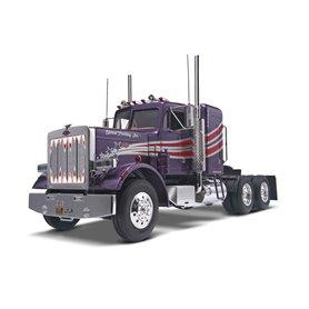 Revell 1506 Peterbilt 359 Conventional Tractor