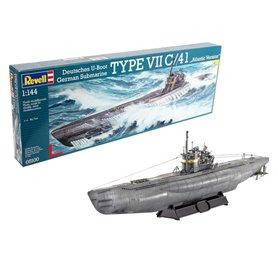 Revell 05100 German Submarine TYPE VII C/41 Atlantic Version