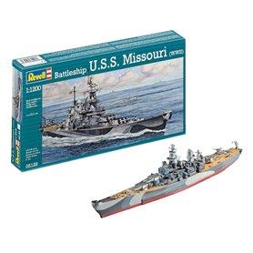 Revell 05128 Battleship U.S.S. Missouri(WWII)
