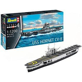 Revell 05823 USS Hornet CV-8