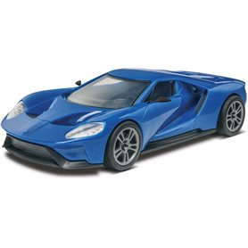 "Revell 1987 2017 Ford GT ""Snap Tite"""
