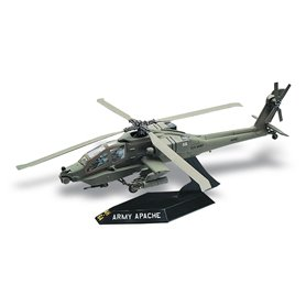 """Revell 1183 Helikopter AH-64 Apache Helicopter """"Snap Tite"""""""