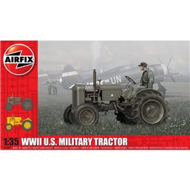 Airfix A1367 WWII U.S. Military Tractor