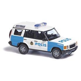 """Busch 51921 Discovery Land Rover """"Polis"""" (S)"""