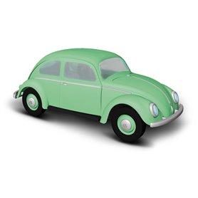 Busch 52900 VW beetle with pretzel window, green