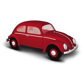 Busch 52901 VW beetle with pretzel window, red, 1952
