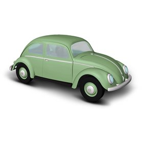 Busch 52952 VW beetle with oval window, green, 1955