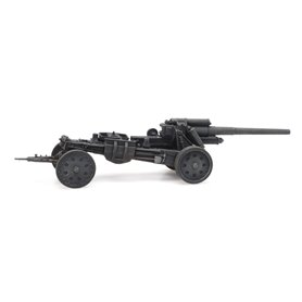 Artitec 6870332 Feldhowitzer 105mm grå