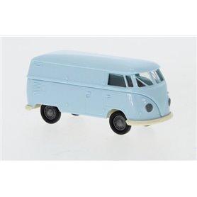 Brekina 32728 VW T1b Skåp, economy, ljusblå