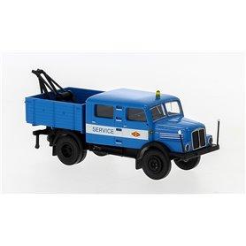 Brekina 71755 IFA S 4000-1 tow truck