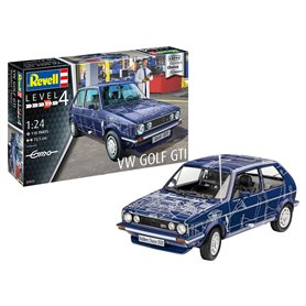 "Revell 07673 VW Golf GTI ""Builders Choice"""
