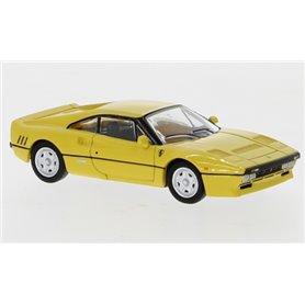 Brekina 870041 Ferrari 288 GTO, gul, PCX