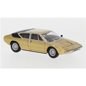 Brekina 870051 Lamborghini Urraco, metallic-gold, 1973, PCX