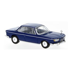 Brekina 870030 BMW 2000 CS, mörkblå, PCX