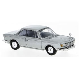 Brekina 870031 BMW 2000 CS, silver, PCX