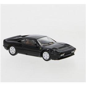 Brekina 870042 Ferrari 288 GTO, svart, PCX