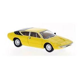 Brekina 870049 Lamborghini Urraco, gul, 1973, PCX