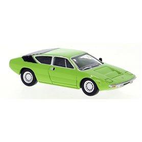 Brekina 870050 Lamborghini Urraco, ljusgrön, 1973, PCX