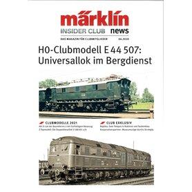 Märklin INS62020T Märklin Insider 06/2020, magasin från Märklin, 23 sidor Tyska