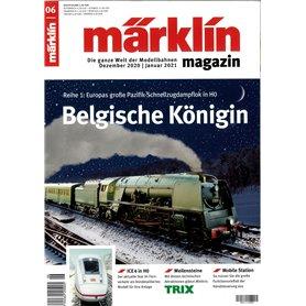 Märklin 345117 Märklin Magazin 6/2020 Tyska