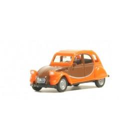Herpa 020817 Citroën 2 CV Charleston