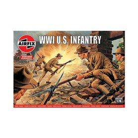 "Airfix 00729V WWI U.S. Infantry ""Vintage Classics"""