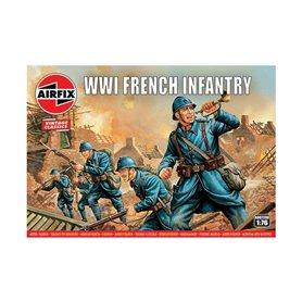 "Airfix 00728V Figurer WWI French Infantry ""Vintage Classics"""