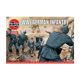 """Airfix 00726V Figurer WWI German Infantry """"Vintage Classics"""""""