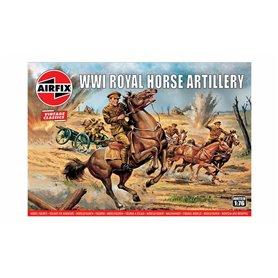"Airfix 00731V Figurer WWI Royal Horse Artillery ""Vintage Classics"""