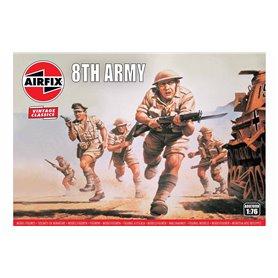 "Airfix 00709V Figurer British 8th Army ""Vintage Classics"""