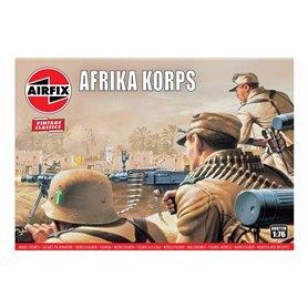 "Airfix 00711V Figurer WWII Afrika Corps ""Vintage Classics"""