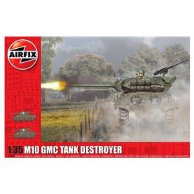 Airfix A1360 Tanks M10 GMC Tank Destroyer