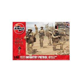Airfix 03701 Figurer British Forces Infantry Patrol