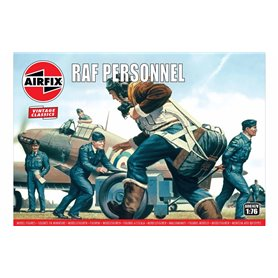 "Airfix 00747V Figurer RAF Personnel ""Vintage Classics"""